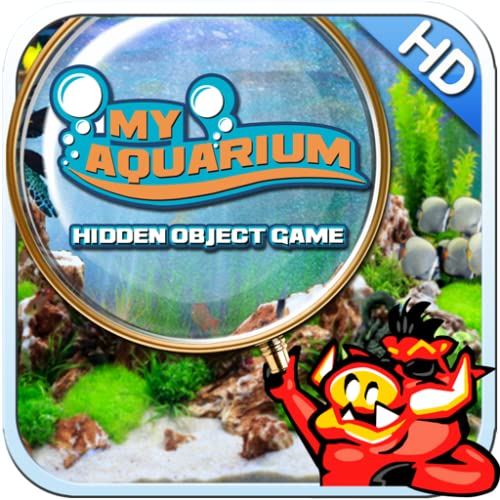 My Aquarium - Find Hidden Object