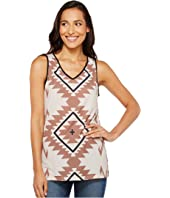 Tasha Polizzi - Tribal Tank Top