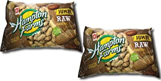 RAW IN-SHELL PEANUTS (24 OZ.) GREAT FOR BOILING (Jumbo 2 pack)