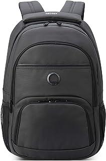 "DELSEY Paris Aviator Laptop Backpack, Graphite, 15.6"" Sleeve"