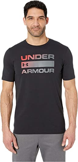 UA Team Issue Wordmark Short Sleeve