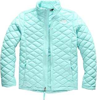 The North Face Girl's Thermoball Full Zip Jacket