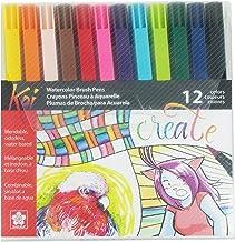 Sakura XBR-BLEND 2-Piece Blister Card Koi Colorless Blender Set Ass't Color 12PC Set