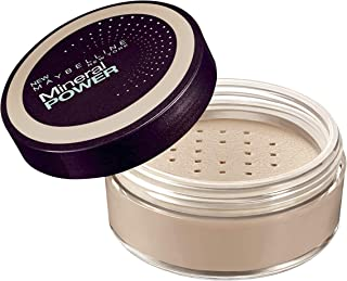 Maybelline Mineral Power Powder Foundation - Nude,8g