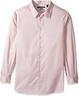 Men's Travel Luxe Solid Non-Iron Twill Shirt