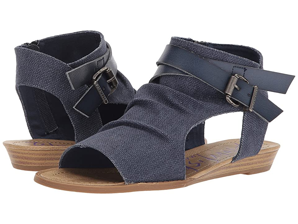 Blowfish Balla (Indigo Rancher/Navy Dyecut) Women