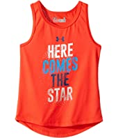 Under Armour Kids - Here Comes The Star Tank Top (Toddler)
