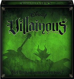 Ravensburger- Disney Villainous - Jeu de stratégie - 26067 - De 2 à 6 joueurs - à partir de 10 ans - Version française