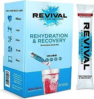 Revival. Rehidratación Rápida: Polvo