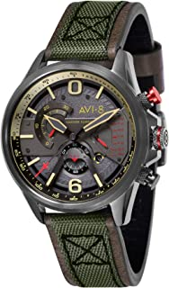 Hawker Harrier II Japan Quartz Watch - AV-4056-03