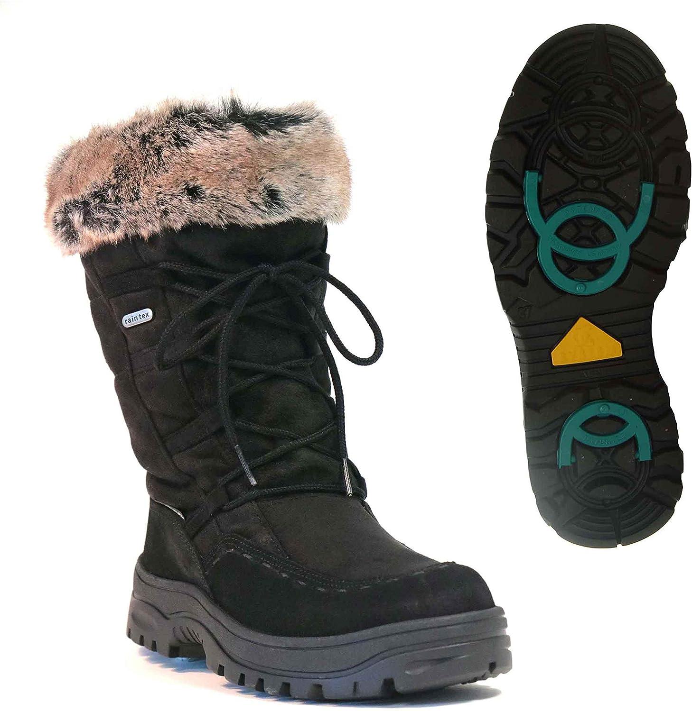 Oribi Mammal Women/'s Anti Slip Winter Snow Boots OC System Size 38 Blue
