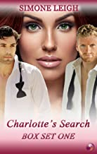 Charlotte's Search - Box Set One: A Tale of BDSM Ménage Romance and Suspense