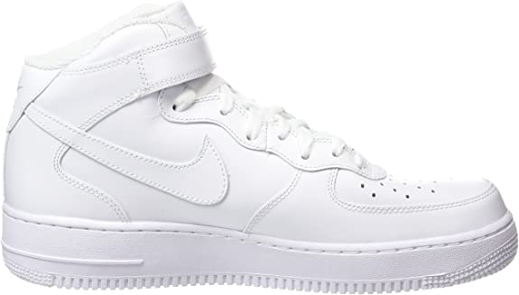 Nike Air Force 1 Mid 07 , Sneaker a Collo Alto Donna : MainApps ...