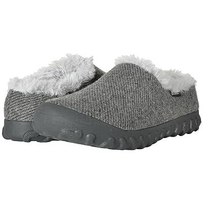 Bogs B-Moc Slip-On Wool (Charcoal) Women