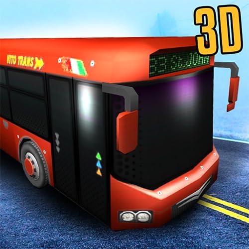 3D Bus Driving Sim