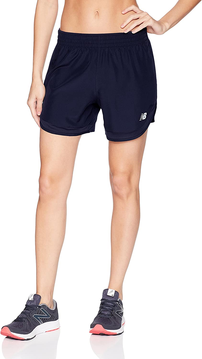 Balance Womens Accelerate 5  Short Without Brief
