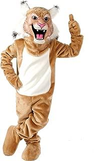 Alinco Wildcat/Bobcat Mascot Costume