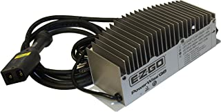 EZGO Powerwise QE Charger with 10-Inch DC Cord, 36-Volt, 16-Amp