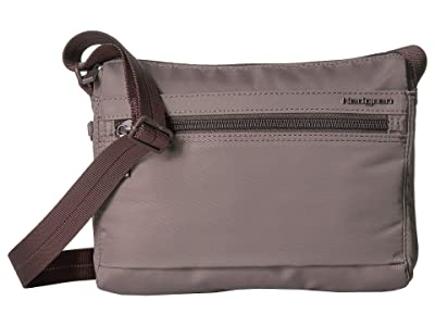 Hedgren Eye RFID Shoulder Bag (Sepia/Brown) Shoulder Handbags