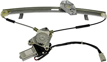Dorman 741-766 Front Driver Side Power Window Regulator and Motor Assembly for Select Honda Models