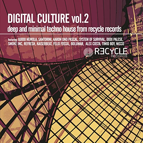 Amazon.com: Digital Culture, Vol. 2 (Deep and Minimal Techno ...