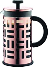 Bodum EILEEN Cafetière (French Press System, permanent filter van roestvrij staal)