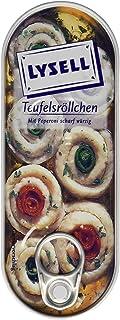 Lysell Teufelsröllchen mit Peperoni Scharf Würzig, 125g