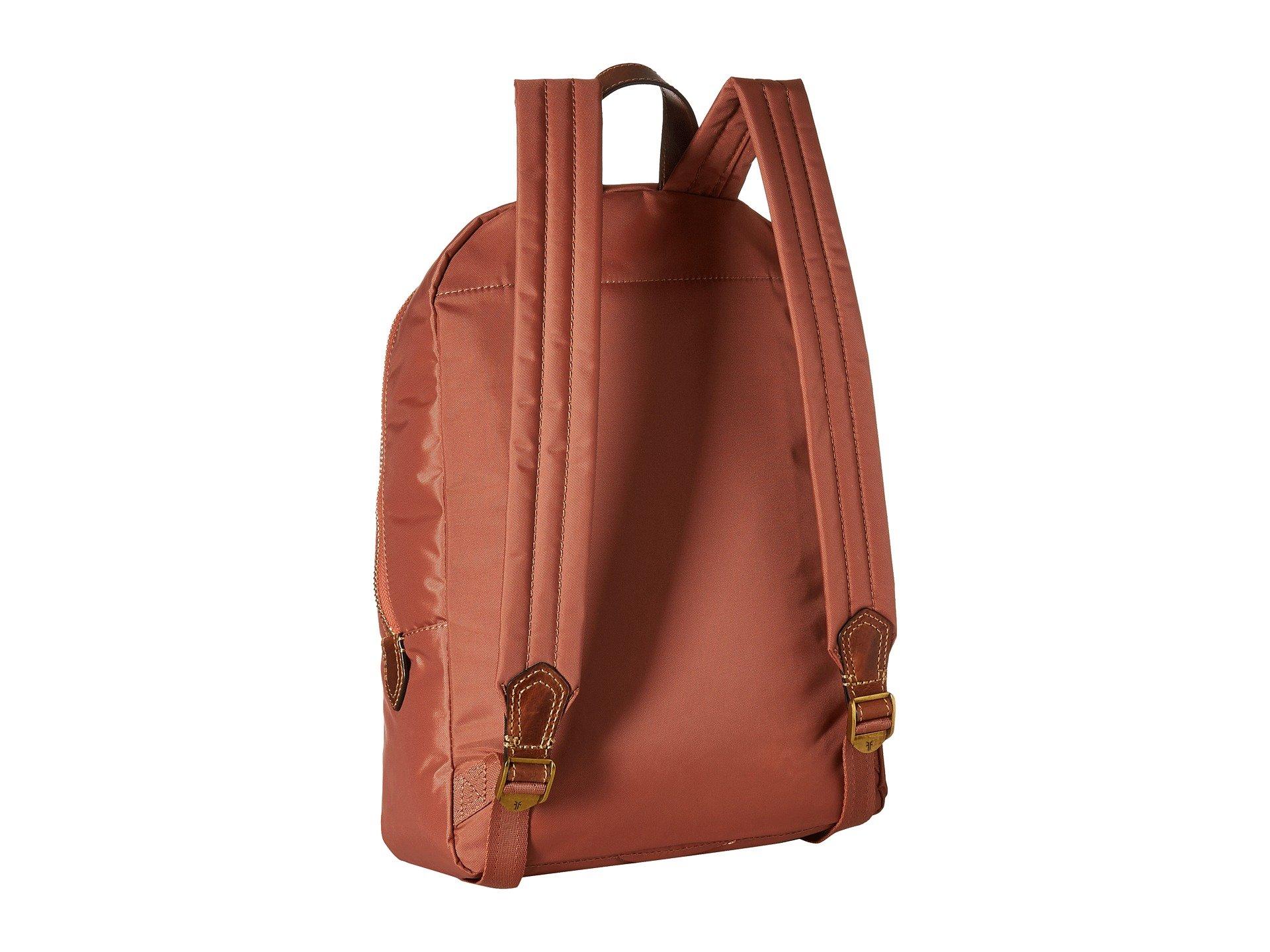 Backpack Ivy Dusty Frye Nylon Rose TwqawXnd