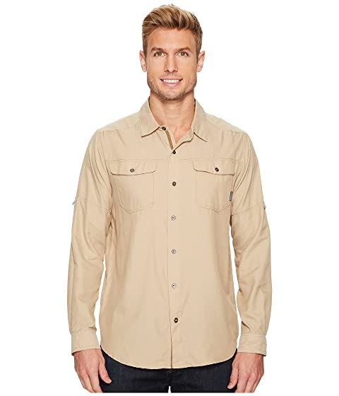 Sleeve Long Columbia Shirt II Pilsner Peak pU4pP