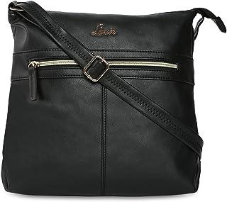 Rigel Vertical Front Zip Sling Bag