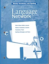 McDougal Littell Language Network: Weekly Vocabulary and Spelling (Copymasters) Grade 10