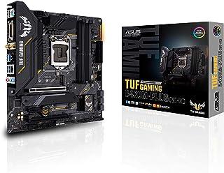 ASUS TUF Gaming B460M-Plus WiFi 6 LGA1200 (Intel® 10th Gen) لوحة الأم للألعاب Micro ATX (Intel® 1Gb LAN، USB 3. موصل لوحة ...