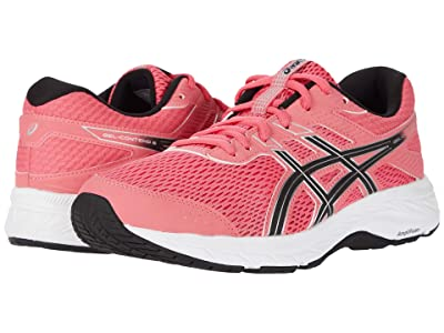 ASICS GEL-Contend(r) 6 (Pink Cameo/Pure Silver) Women