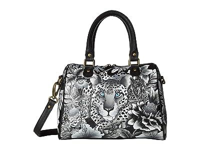 Anuschka Handbags Zip Around Classic Satchel 625 (Cleopatra