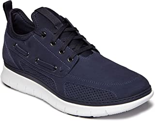 Men's Fresh Damian Sneaker - Casual Lace-up with Concealed Orthotic Arch Support