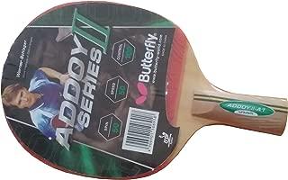 Butterfly ADDOY SERIES II, CS Handle (One side rubber racket), Table Tennis Racket
