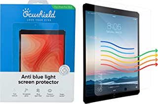 """Anti Blue Light Screen Protector by Ocushield for Apple iPad 10.2"""" (7th Gen) - Blue Light Filter for iPad Eye Protection -..."""