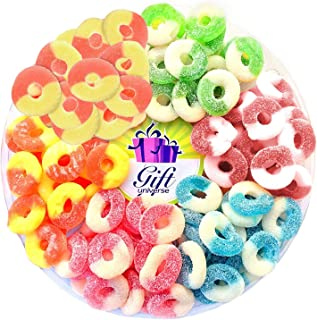 colorful gummy candy