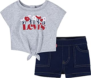 Levi's Kids Shorts Bébé Fille