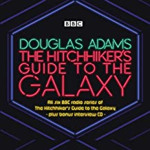 The Hitchhiker's Guide to the Galaxy: The Complete Radio Series (Hitchhiker's Guide (radio plays))