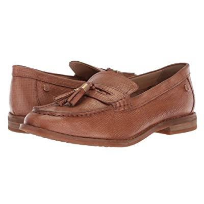 Hush Puppies Chardon Penny (Natural Embossed Leather) Women