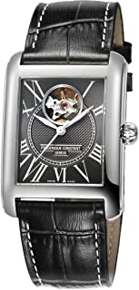 Frederique Constant Heartbeat Automatic Movement Grey Dial Men's Watches FC310MB4S36