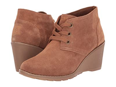 BOBS from SKECHERS Tumble Weed Ghost Town (Chestnut) Women