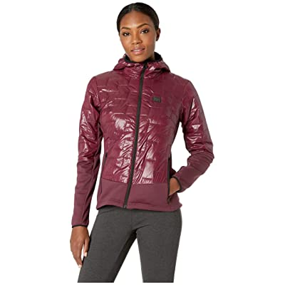 Helly Hansen Lifaloft Hybrid Insulator Jacket (Wild Rose) Women
