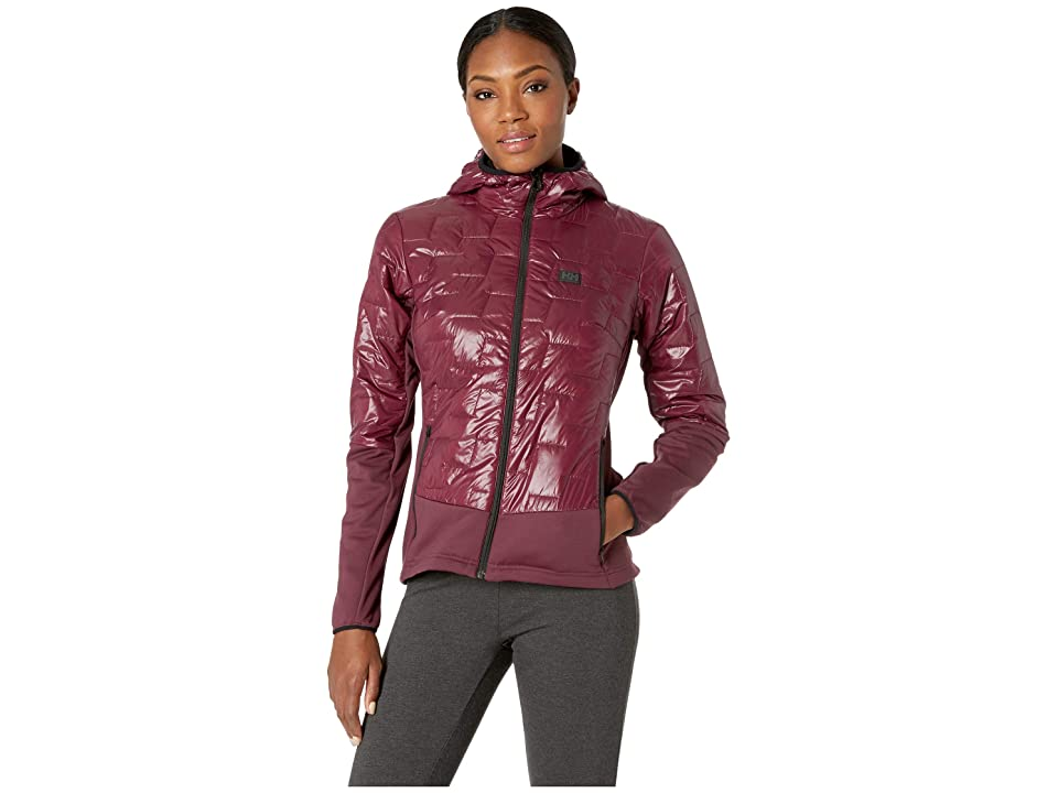 Helly Hansen Lifaloft Hybrid Insulator Jacket (Wild Rose) Girl