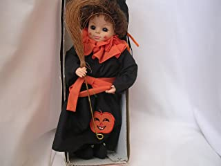 Halloween Birthday October Calendar Clown Doll 13