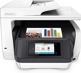 HP OfficeJet Pro 8720 Multifunktionsdrucker (Instant Ink, Drucker, Scanner, Kopierer, Fax, WLAN, LAN, NFC, Duplex, Airprint)