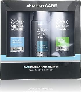 Dove Men Daily Care 3 Piece Gift Set