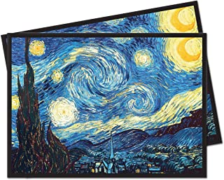 Ultra Pro Fine Art Series The Starry Night Standard (Magic) Deck Protector Sleeves (65 Count Pack)