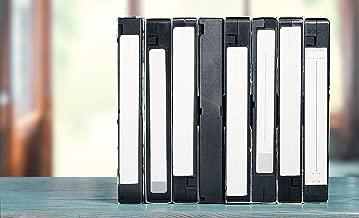 Video Tape Transfer Service (VHS,VHS-C, Hi8, MiniDV, Digital8) to Digital Media - 1 Tape